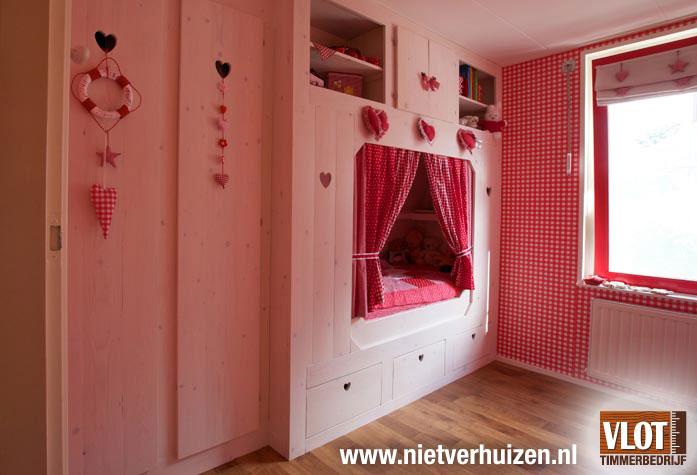 meisjeskamer ideen inspiratie roze