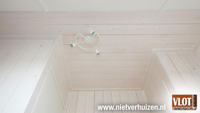houten plafond