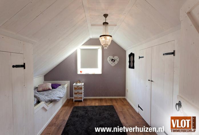 zolderkamer intimmeren